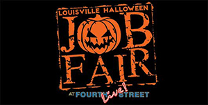 Louisville Halloween Job Fair Logo