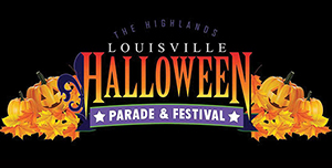 Louisville Halloween Parade and Festivaal Logo